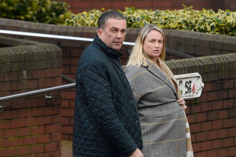 Father and daughter Dominic and Stephanie O'Reilly were convicted last year of defrauding mainly elderly consumers in a huge scam